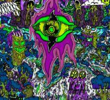 Enter The Dusk Man (Enter The Witch Doctor Variant) Sticker
