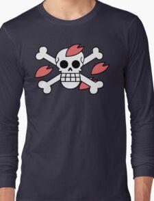 Tony Tony Chopper Jolly Roger Long Sleeve T-Shirt