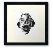 Music for the Undead Framed Print