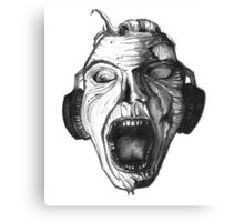 Music for the Undead Canvas Print