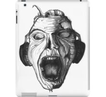 Music for the Undead iPad Case/Skin