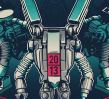 MakToberfest 13 - STICKER Sticker