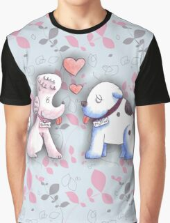 Butch and Muffin Graphic T-Shirt