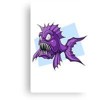 Piranha-Cuda Canvas Print