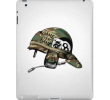 Game Over, Man! iPad Case/Skin
