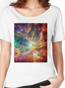 Where the stars are born Women's Relaxed Fit T-Shirt
