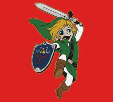 Legend of Zelda: A New Hero Kids Clothes