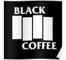 Black Flag Coffee  Poster
