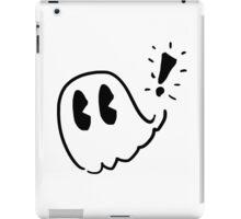 Pac-Man Ghost Sketch iPad Case/Skin
