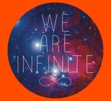 We Are Infinite Kids Clothes