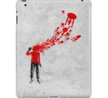 Trekkies in the Attic (spray version) iPad Case/Skin