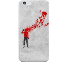 Trekkies in the Attic (spray version) iPhone Case/Skin
