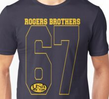 usa ny 67 by rogers brothers Unisex T-Shirt
