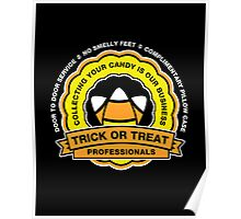 Trick or Treat Service Poster