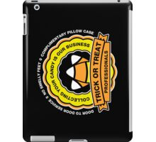 Trick or Treat Service iPad Case/Skin
