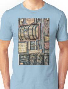 Steampunk Brewery Unisex T-Shirt