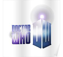 Doctor Who logo - 2010 Poster