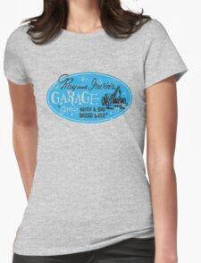 Ray & Irwin's Garage Womens Fitted T-Shirt