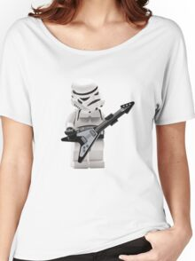 STORMTROOPERS ROCK YOU STAR WARS Women's Relaxed Fit T-Shirt