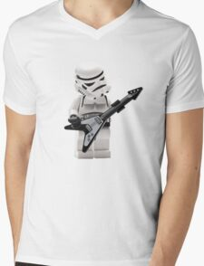 STORMTROOPERS ROCK YOU STAR WARS Mens V-Neck T-Shirt