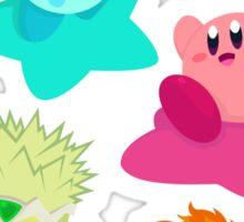 Kirby (Request) Sticker