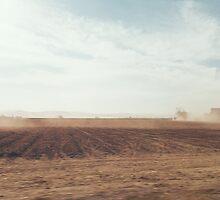 Farmland Countryside by visualspectrum