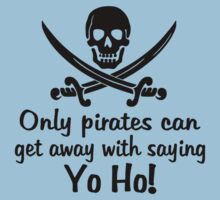 Yo Ho Ho by halo13del