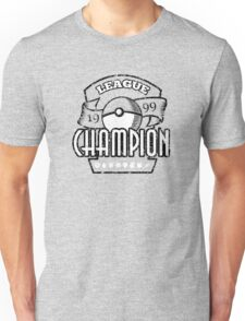 Pokemon League Champion T-Shirt