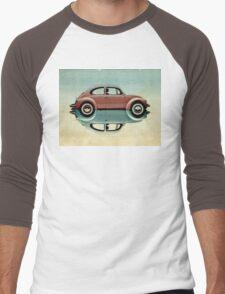 love bug Men's Baseball ¾ T-Shirt