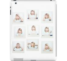 Taylor Swift faces iPad Case/Skin