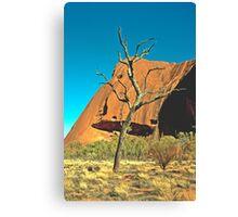 Lonesome Tree Canvas Print