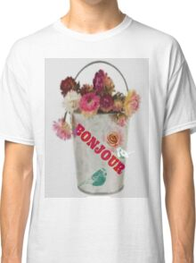 bonjour Classic T-Shirt