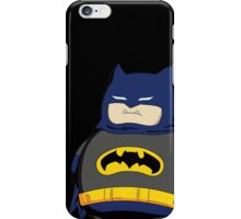 Batlax iPhone Case/Skin