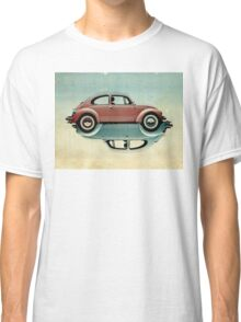 vw ying and yang Classic T-Shirt