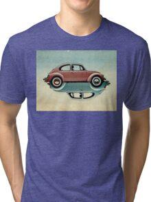 vw ying and yang Tri-blend T-Shirt