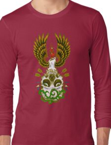 Wings of a Candle Long Sleeve T-Shirt