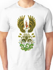 Wings of a Candle Unisex T-Shirt