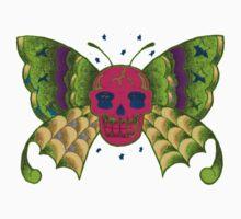 Death's Butterfly by Tiffany Garvey
