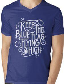 KTBFFH Typography Chelsea FC Mens V-Neck T-Shirt
