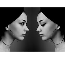 Beautiful girl Photographic Print