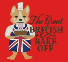 The great british bake off. Kids Clothes