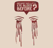 Eye Bleed - Lost Girl by boandrc