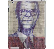 cream iPad Case/Skin