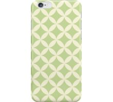 Green Diamonds iPhone Case/Skin