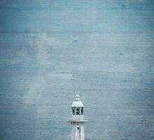White Lighthouse by Nicola Smith