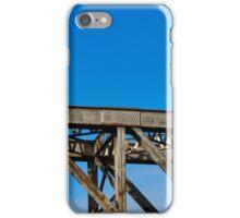 BOAT O BRIG - THE RAILWAY BRIG iPhone Case/Skin