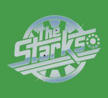 The Iron Starks One Piece - Short Sleeve