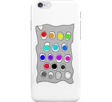 Rainbow Dots iPhone Case/Skin