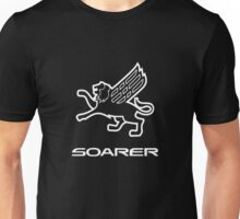 Soarer Griffin Logo with Soarer Text Unisex T-Shirt