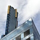 Eureka Tower, Melbourne by Helen Greenwood